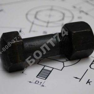 Болт башмачный ГОСТ 11674-75