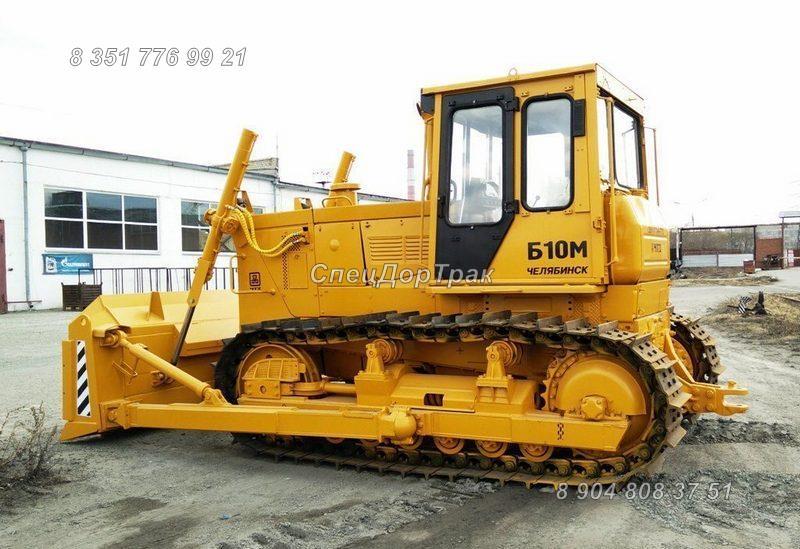 трактора чтз б-10