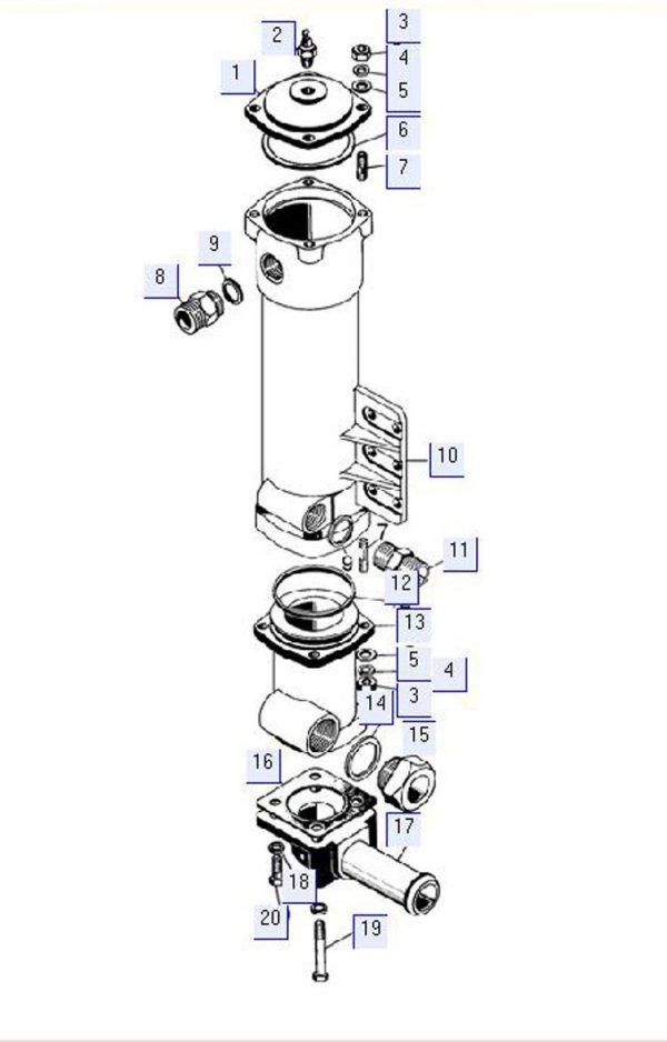filtr 64 14 129sp dlja b10m t10m