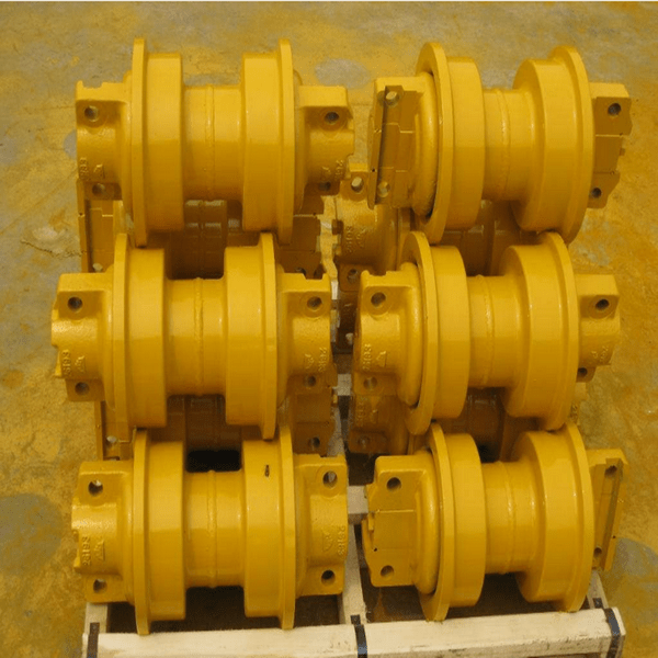 track bottom rollers for crawler crane undercarriage