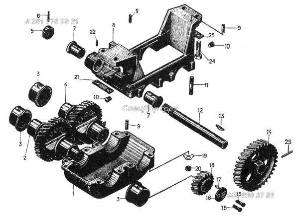 uravnoveshivajushhij mehanizm 51 66 1 sp 1