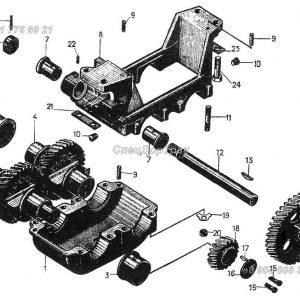 uravnoveshivajushhij mehanizm 51 66 1 sp